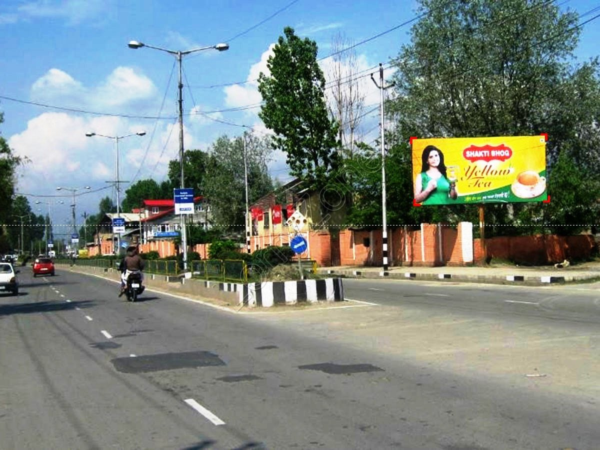 Unipole-Airport Road,Srinagar