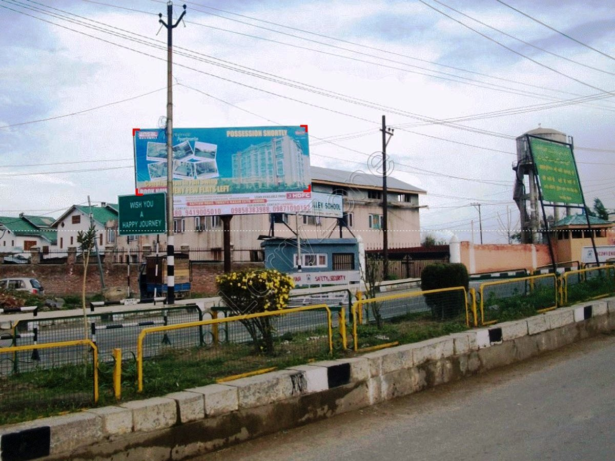 Unipole-Airport Road,Srinagar