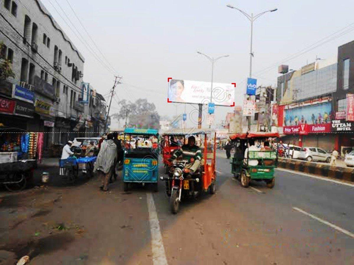 Unipole-Ambala Road,Saharanpur
