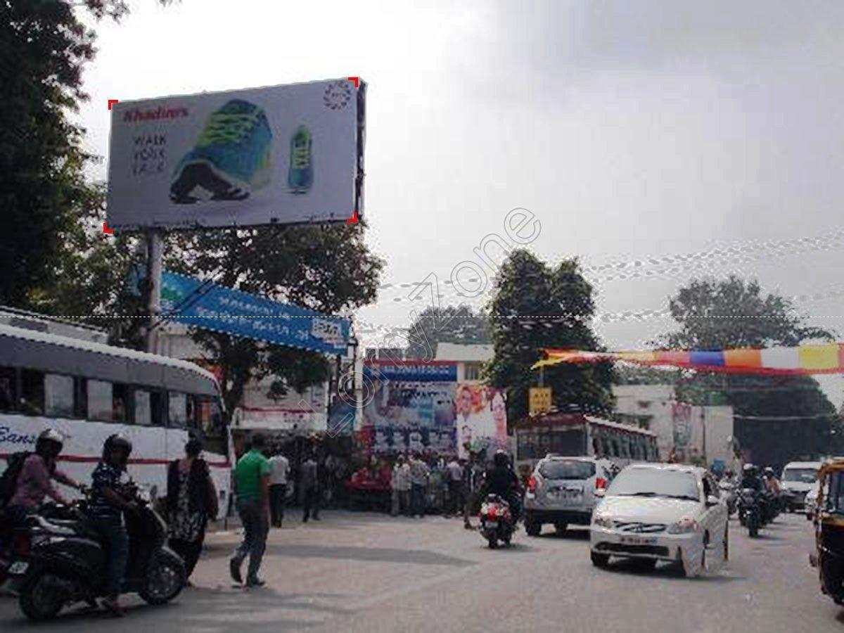 Unipole-Bus Stand,Haldwani