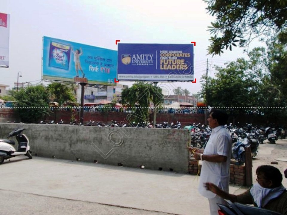 Unipole-Bus Stand,Sonipat
