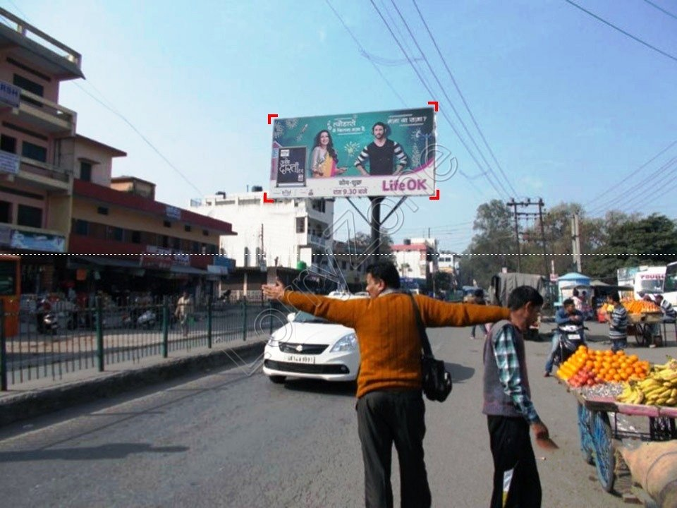 Unipole-Bus stand,Rishikesh