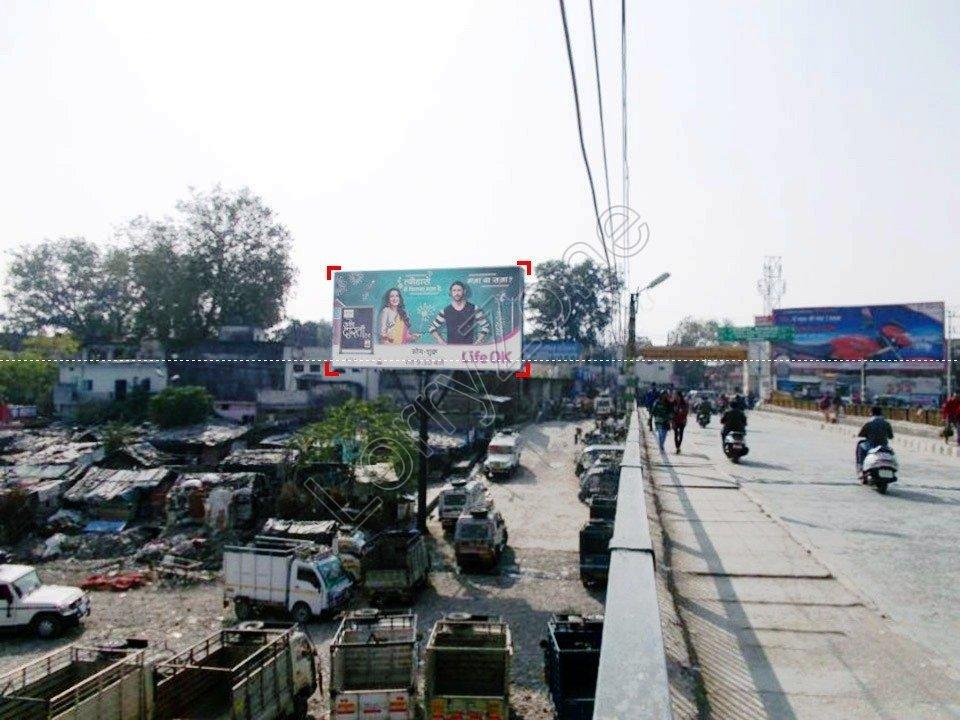 Unipole-Chandrabhaga Bridge,Rishikesh