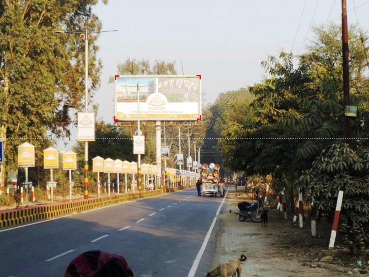Unipole-Chhatikara Road,Vrindavan