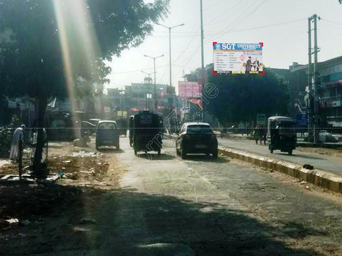 Unipole-Circular Road,Bhiwani