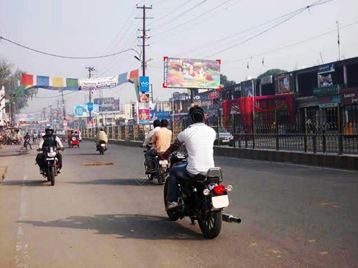 Unipole-Court Road,Saharanpur