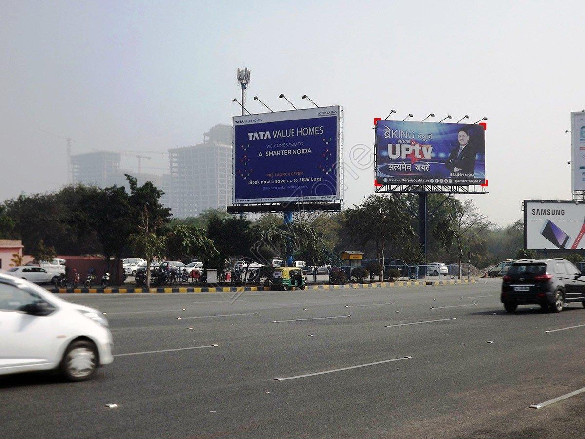 Unipole-DND Flyway,Noida