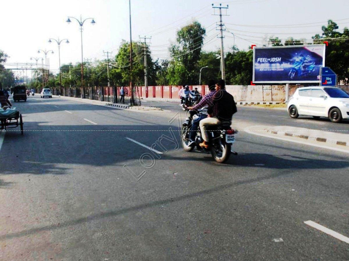 Unipole-Delhi Rohtak Road,Rohtak