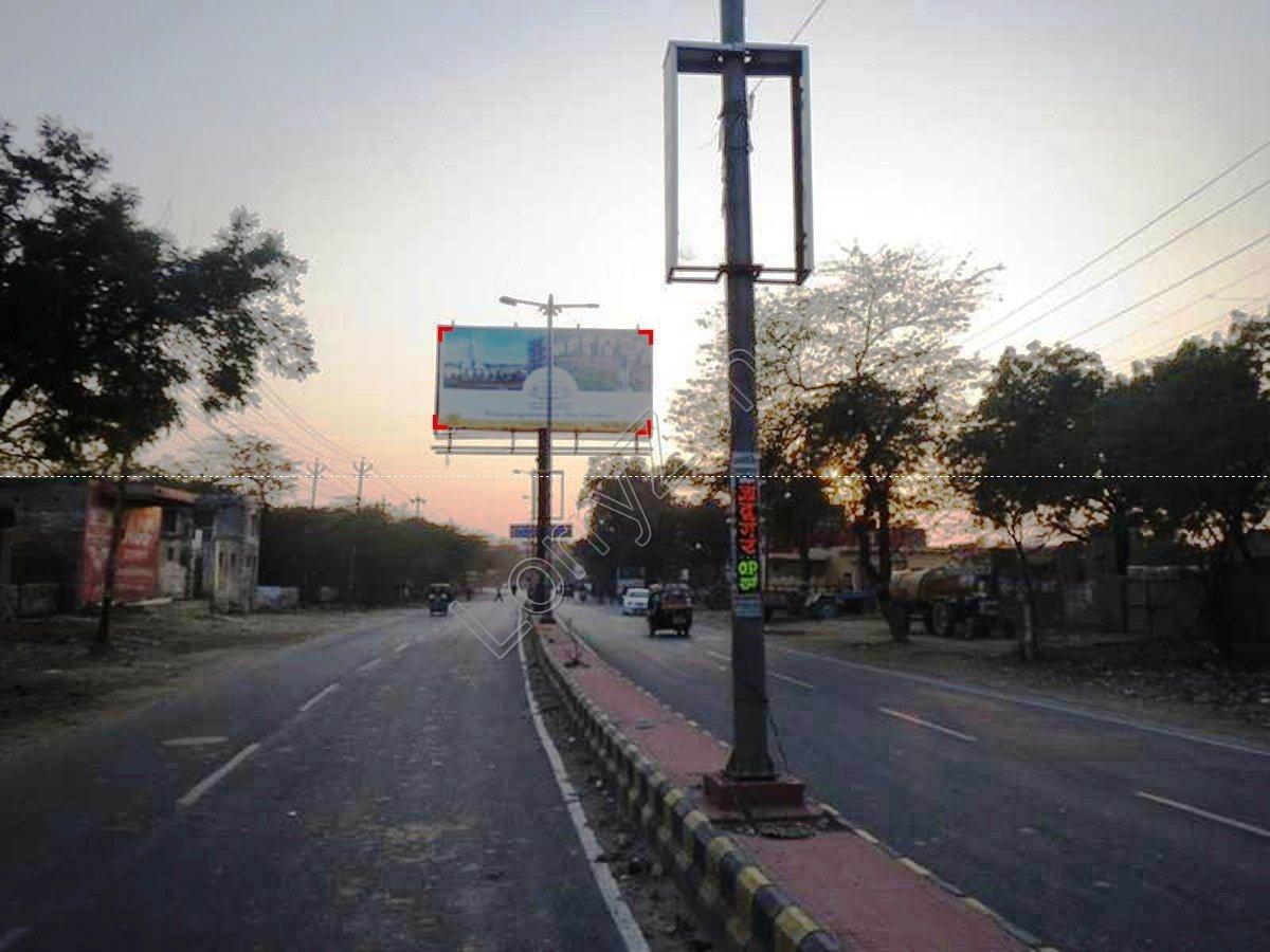 Unipole-Expressway Link Road,Vrindavan
