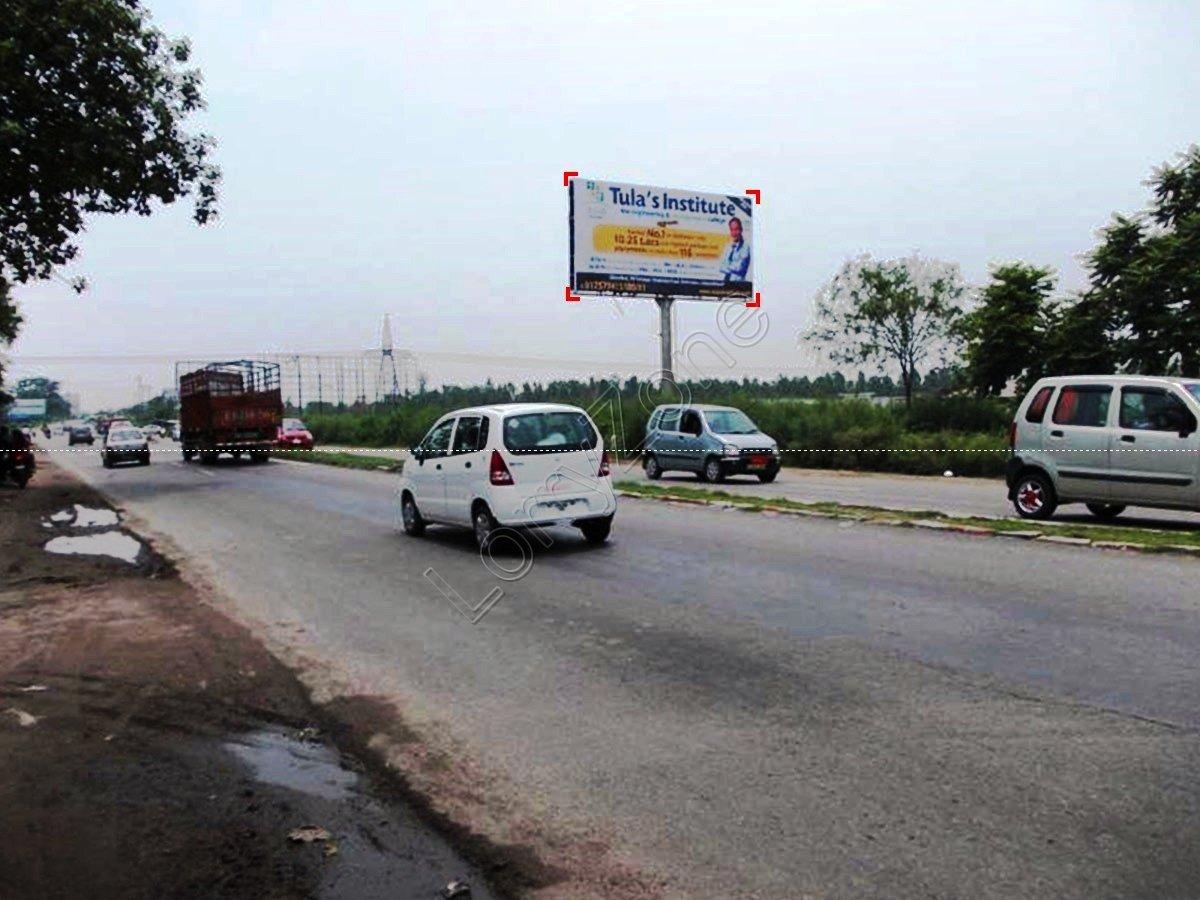 Unipole-Ganga Canal Road,Muradnagar