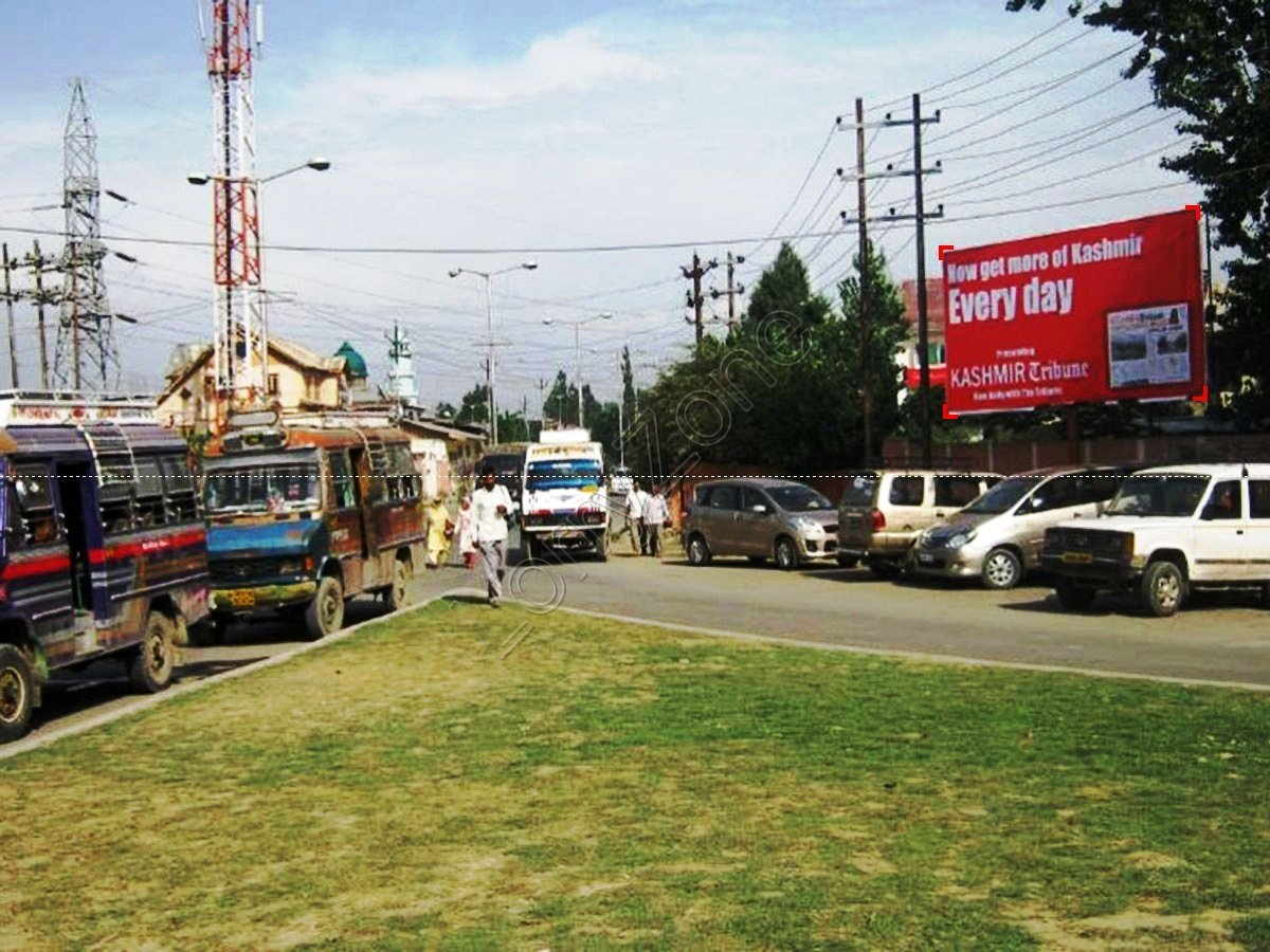 Unipole-Hyderpora Chowk,Srinagar