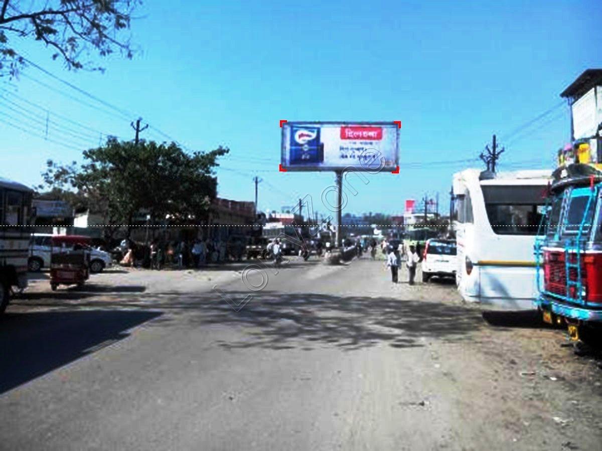 Unipole-Bahgpat Entrance Road,Baghpat