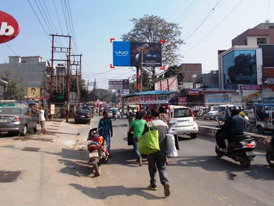 Unipole-Kashipur Bypass Road,Rudrapur
