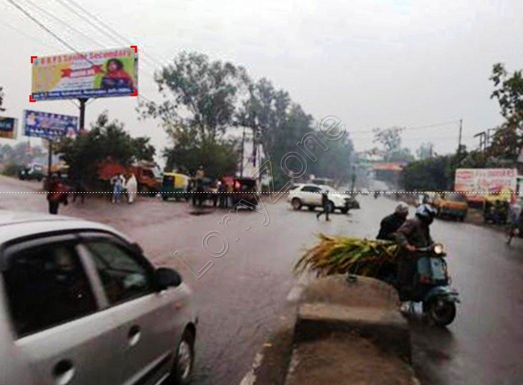 Unipole-Kharkhoda Road,Modinagar