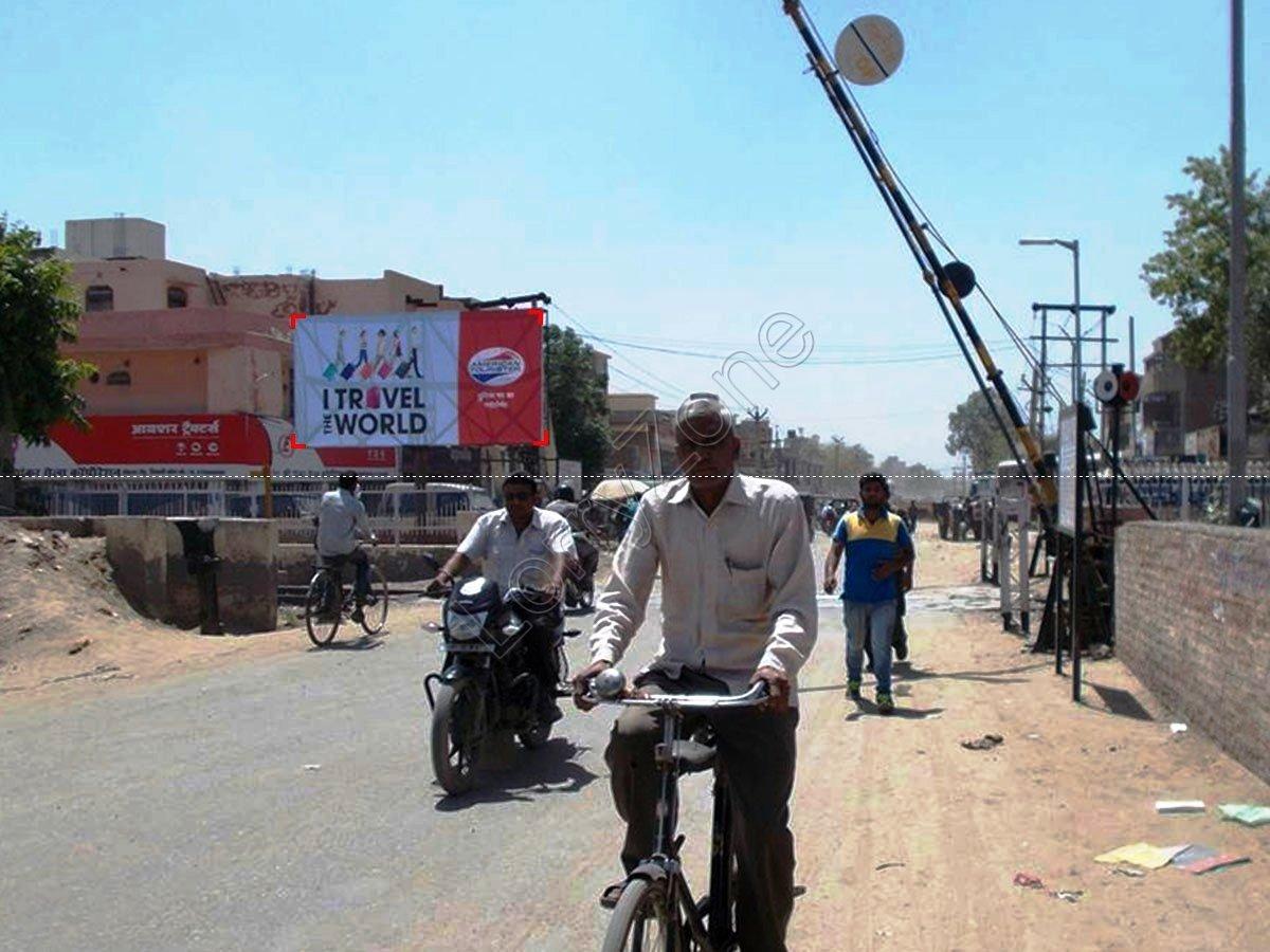 Unipole-Loharu Road,Bhiwani