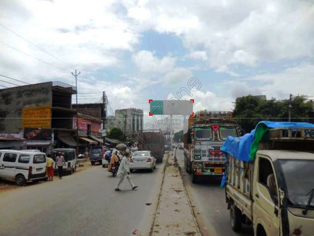 Unipole-Main Chowk,Baghpat