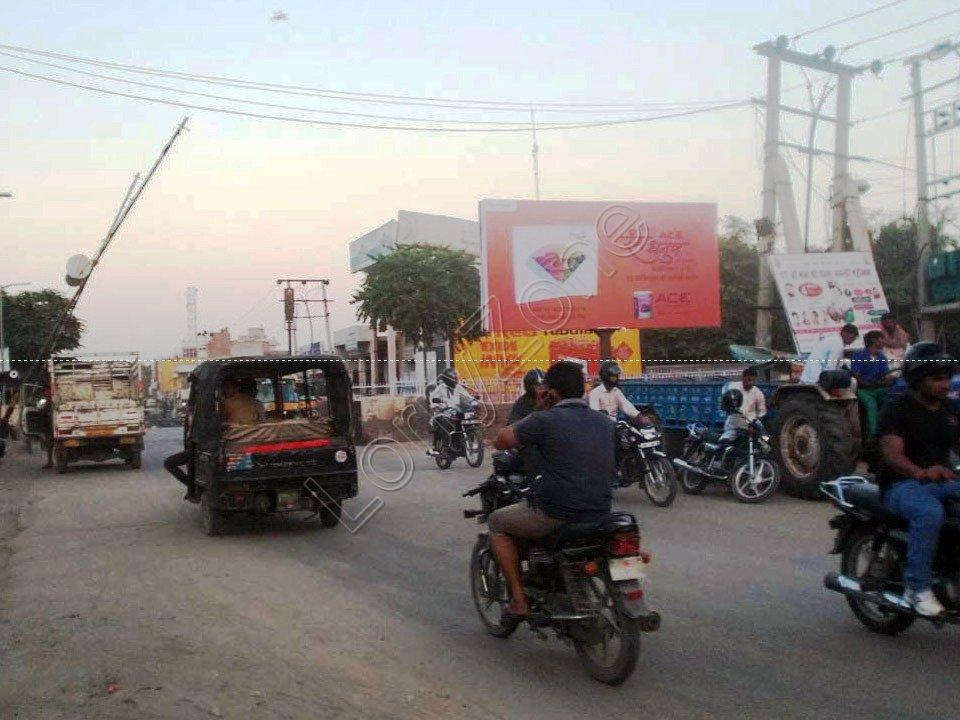 Unipole-Main Market,Bhiwani