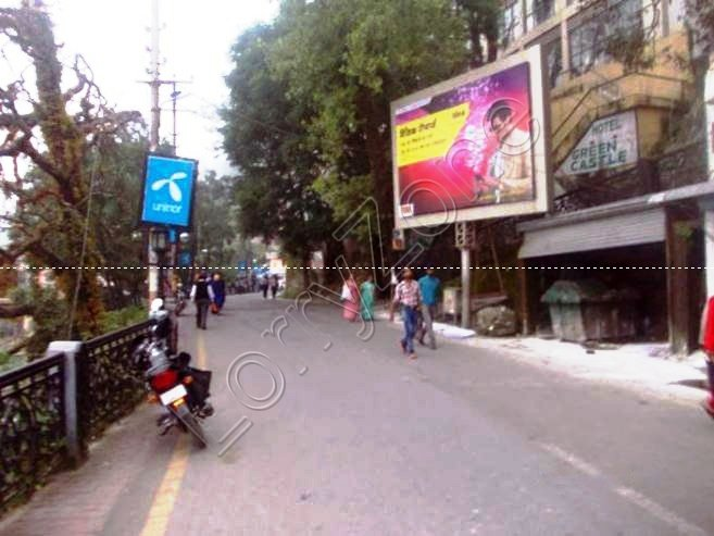 Unipole-Mall Road,Mussoorie