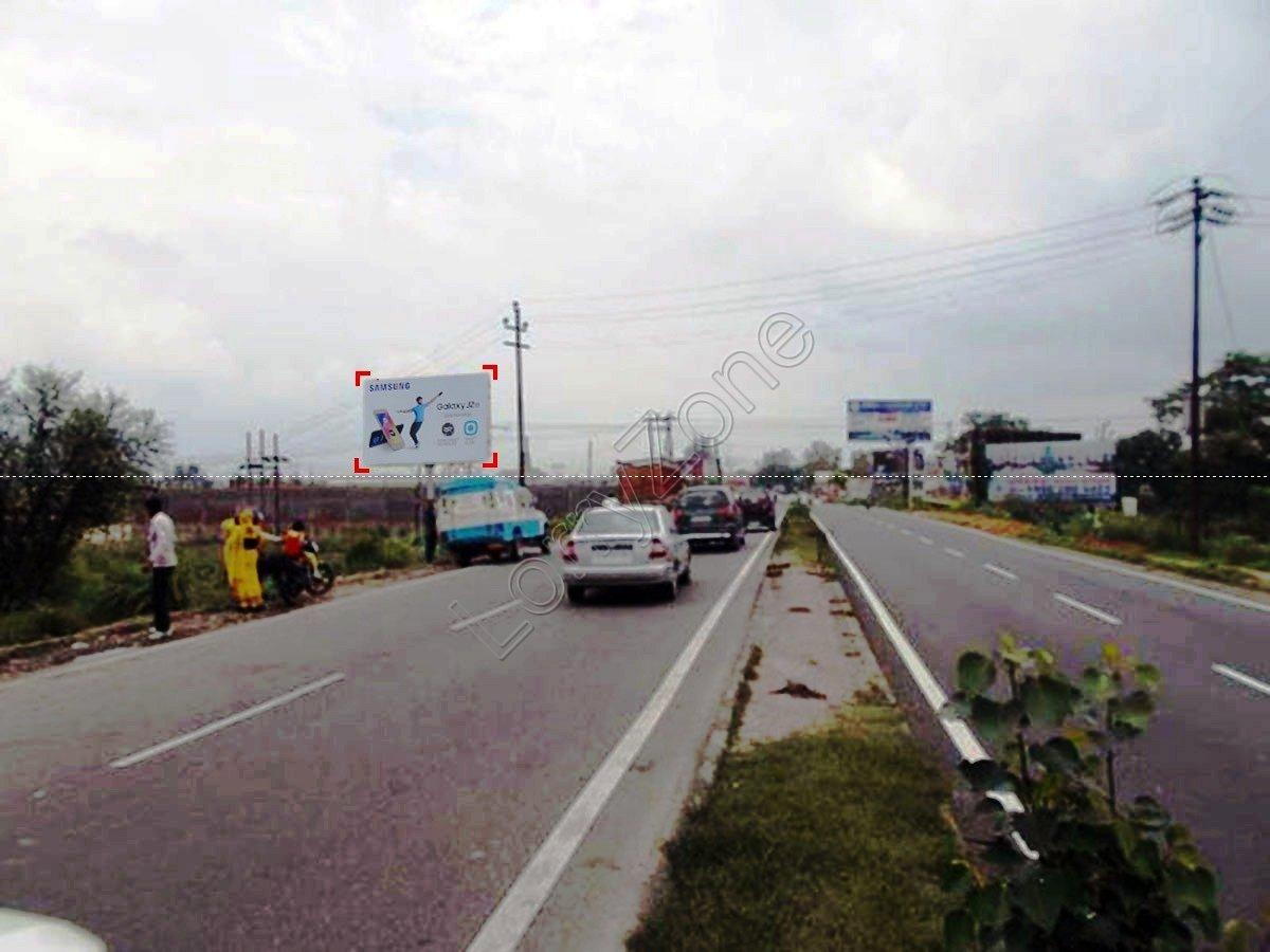 Unipole-NH 58,Muradnagar