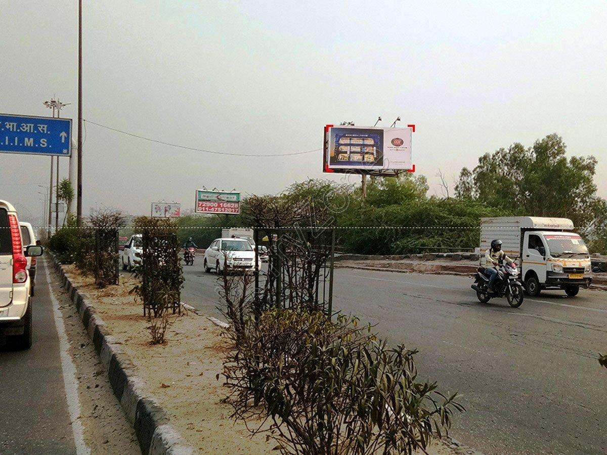 Unipole-Naraina,Delhi