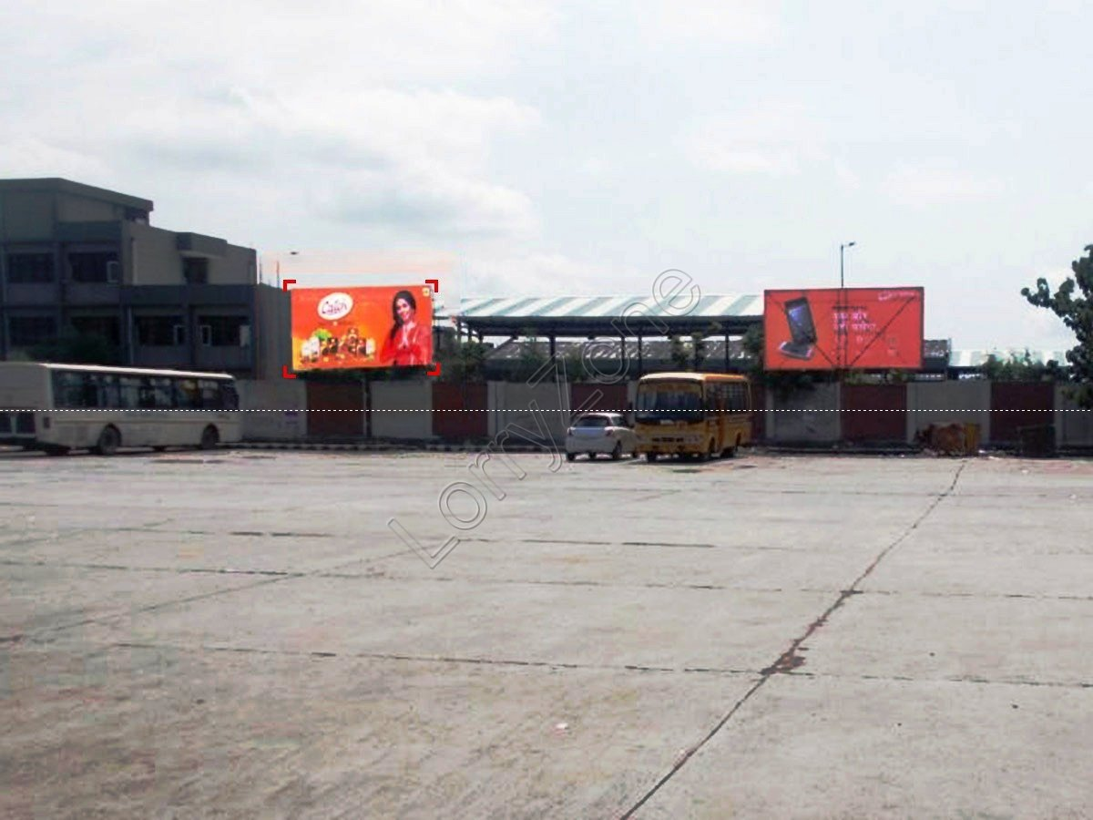 Unipole-New Bus Stand,Kaithal