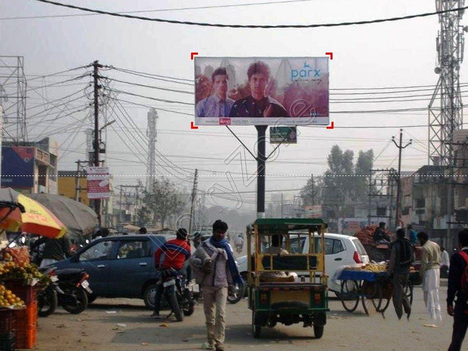 Unipole-Rampur Chungi,Roorkee